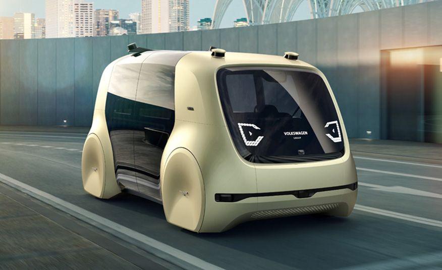 Ниво на автономност при автомобилите