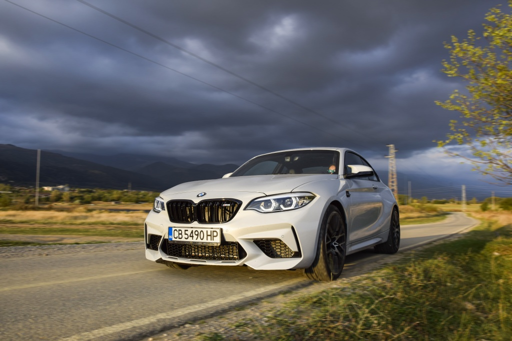 Joy ride - M2 Competition