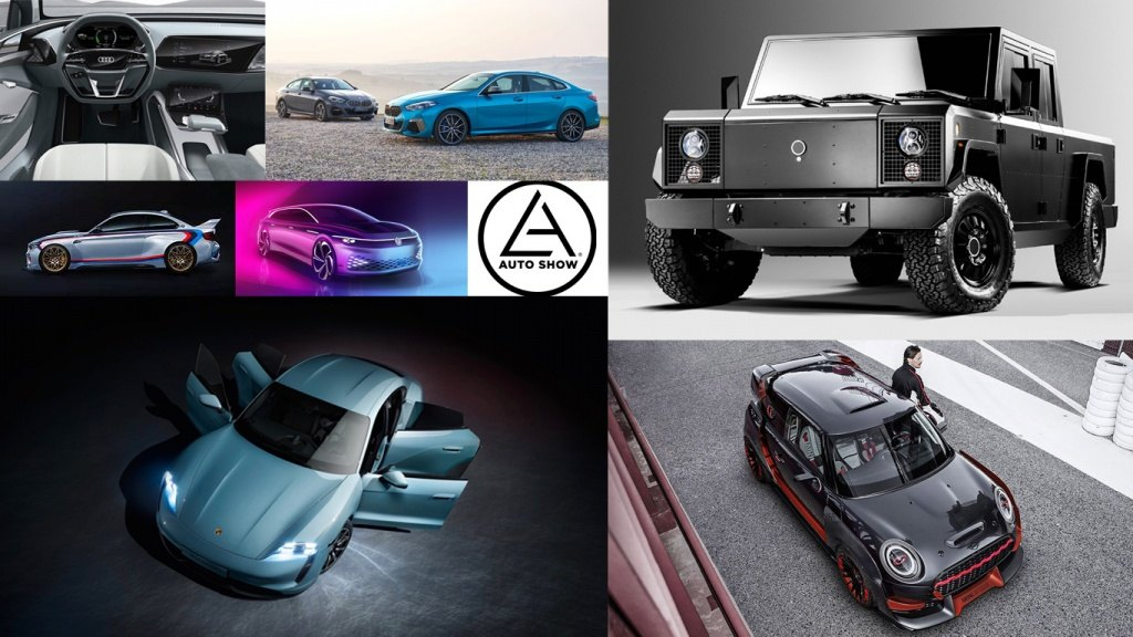 LA Auto Show 2019 - какво да очакваме