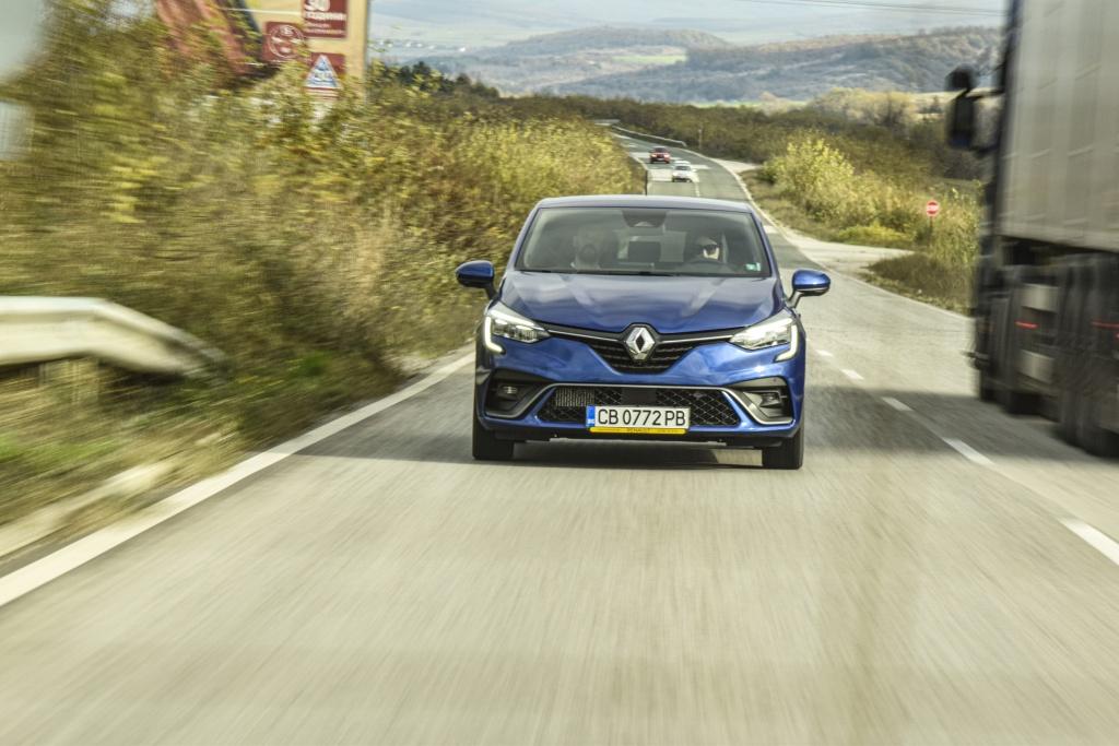C'est la vie с новото Renault Clio