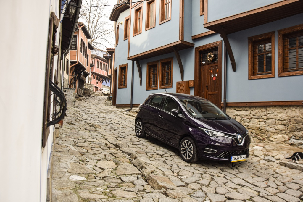 Новoто Renault Zoe - перфектният градски автомобил?