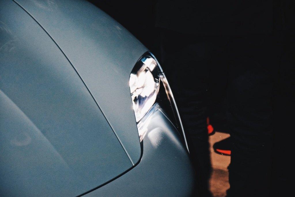 Porsche Taycan - силата да привличаш
