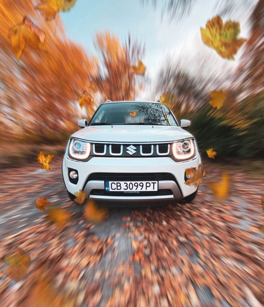 Suzuki Ignis Hybrid и Swift Hybrid - за спокойствието в бъдеще и наслада от момента сега