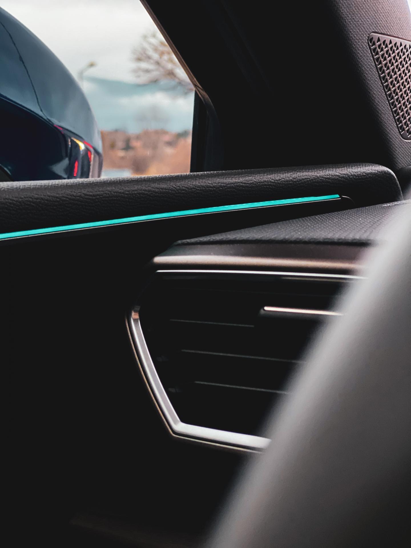 Seat Leon interior LED lights
