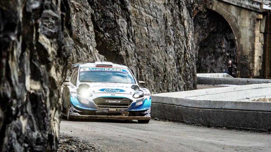 Рали Монте Карло - започва WRC 2021