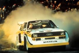 Audi - Sport Quattro Grouppe B