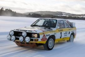Audi Sport Quattro S1 Group B