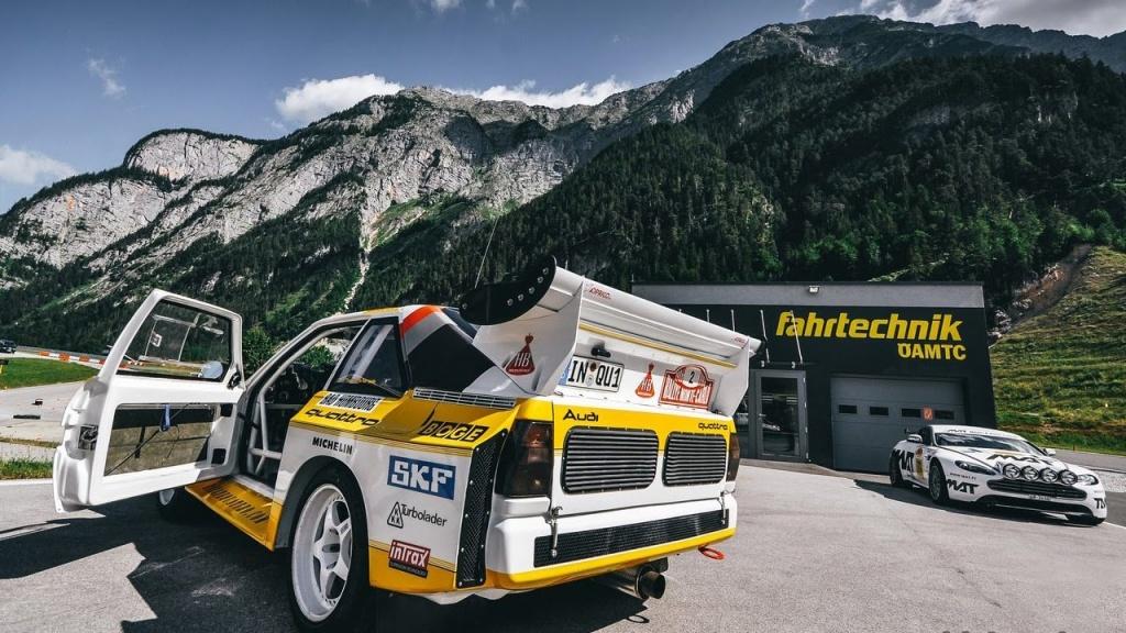 Поглед назад: Златната ера на Световния рали шампионат