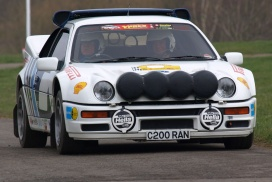 Ford Escort RS2000 Group B
