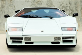Countach downdraft front