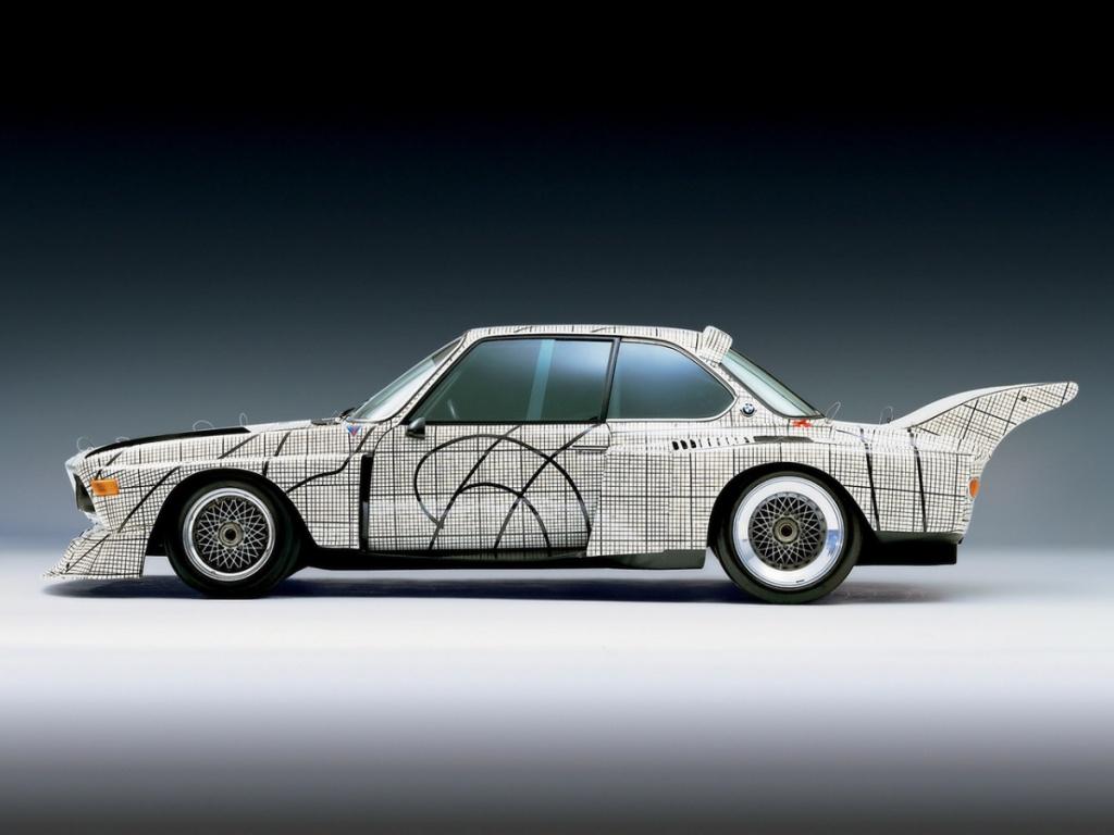 Поглед назад: колите-изкуство на BMW