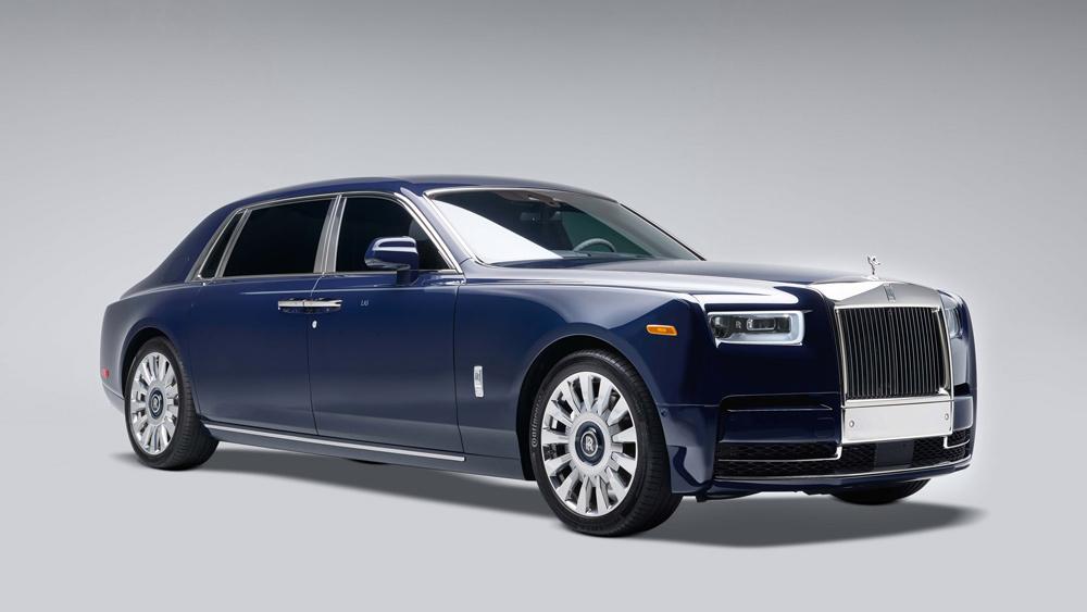 Това е най-ексклузивният Rolls-Royce Phantom, доставен по поръчка в Америка