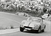 1968: Willy König, 275 GTB Competition