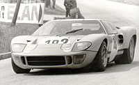 Ford GT40 Willy Koenig