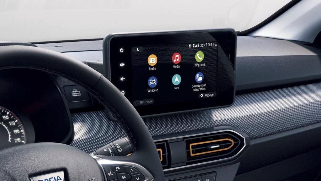 Dacia Media Nav