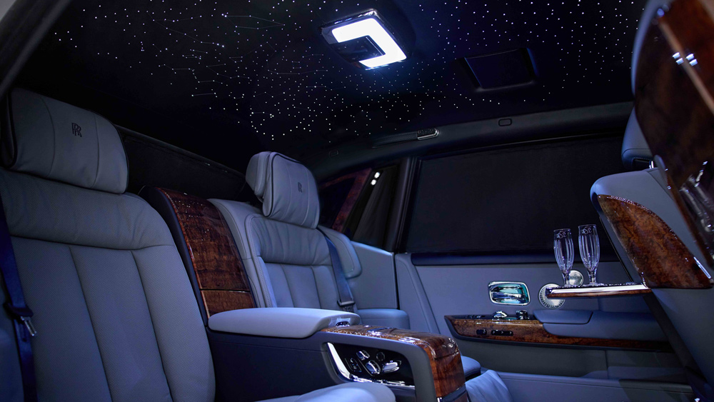 Rolls-Royce Phantom Sky
