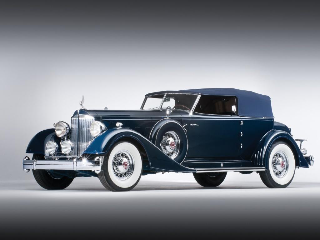 Packard Twelve 1934