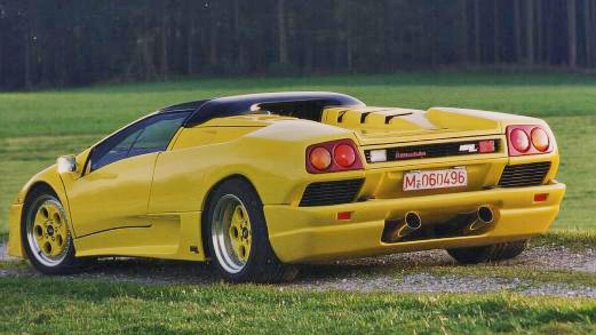 Lamborghini Diablo KOENIG-SPECIALS