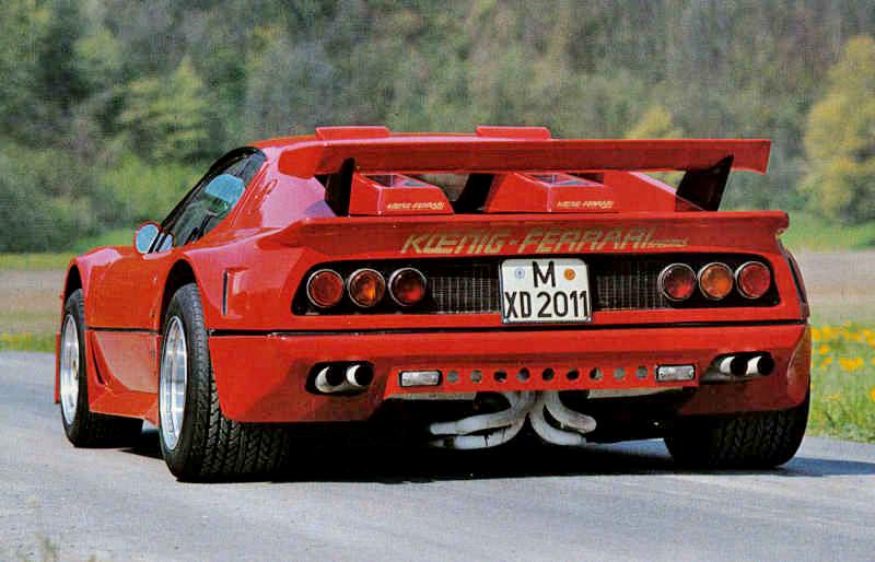 Ferrari 365 BB by Koenig-Specials