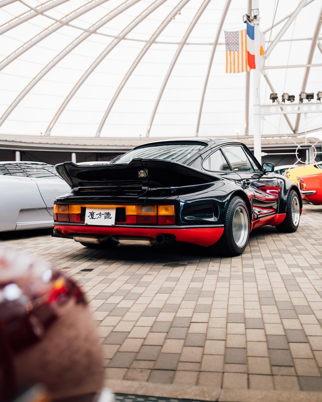 Koenig Porsche 911 Turbo Road Runner '80