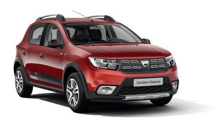 Dacia Sandero Stepway 2019