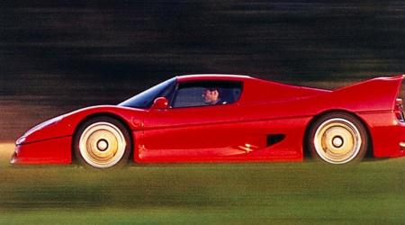 Ferrari F50 Koenig Special