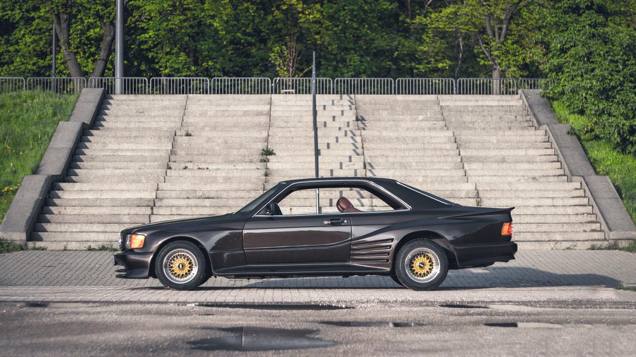 Mercedes-Benz 560 SEC
