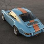 Singer Porsche Gulf