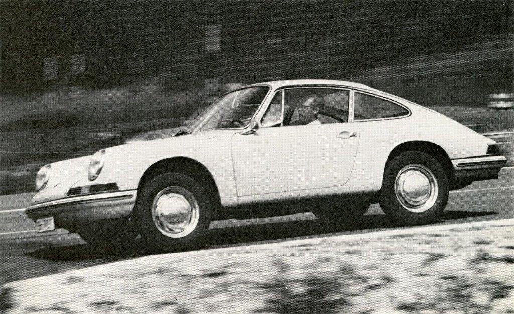 1965 classic Porsche 912
