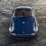 Purple Singer Porsche