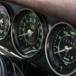 Singer Porsche Dashboard
