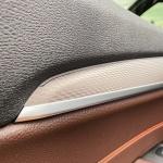 Interior of BMW X2 M Mesh Edition in Dakota/Alcantara Mocha/Anthracite