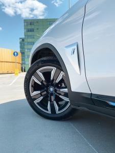 BMW iX3 wheels