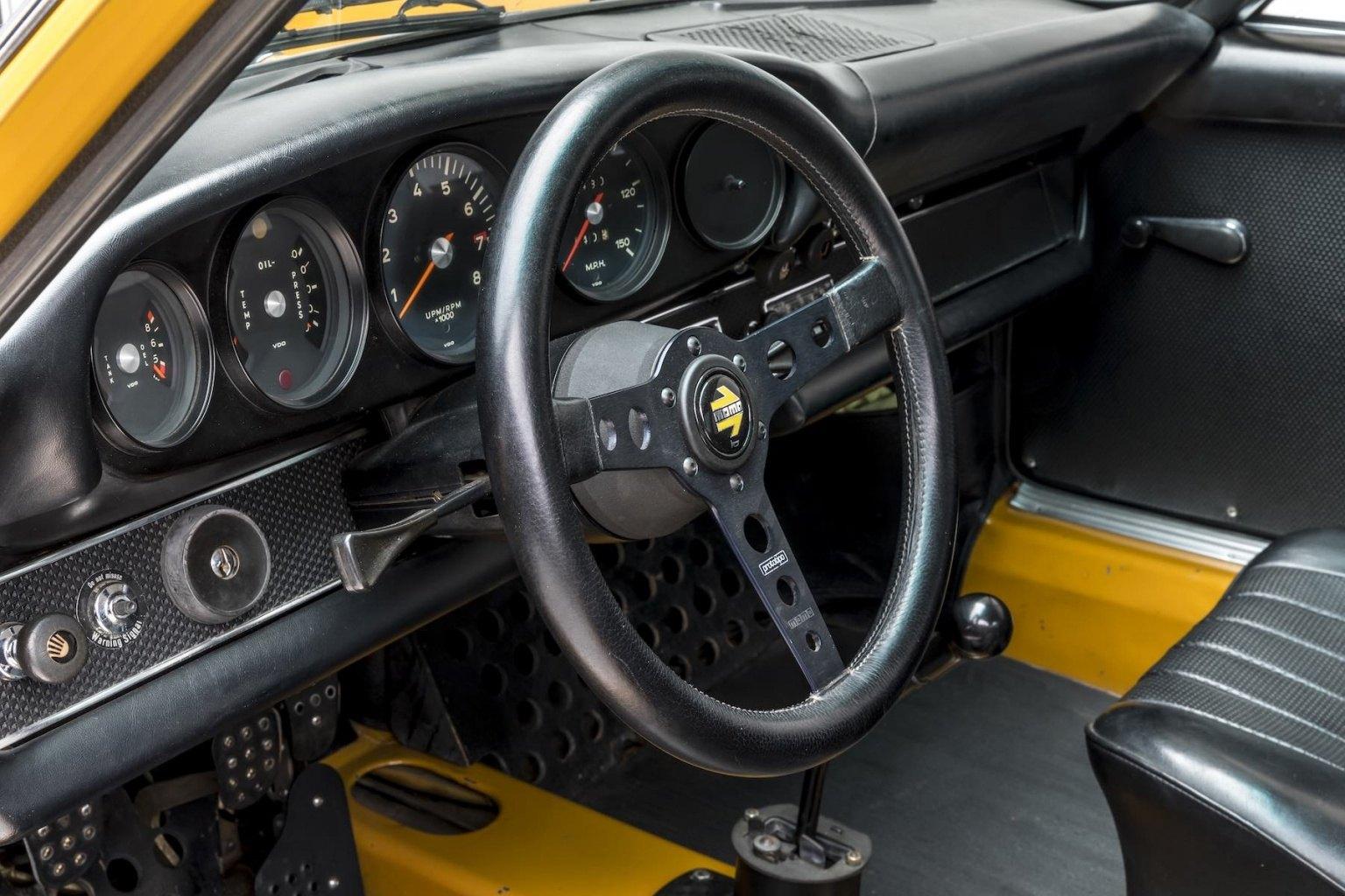 Rob Dickinson's first Porsche 1969 911E