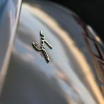 Singer Porsche Badge