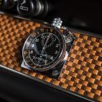 Singer Porsche Interior Watch