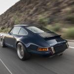 Singer Porsche Blue
