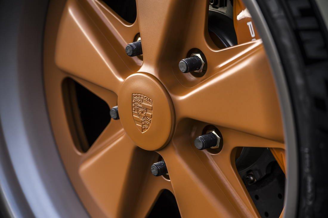 Singer Porsche Wheels