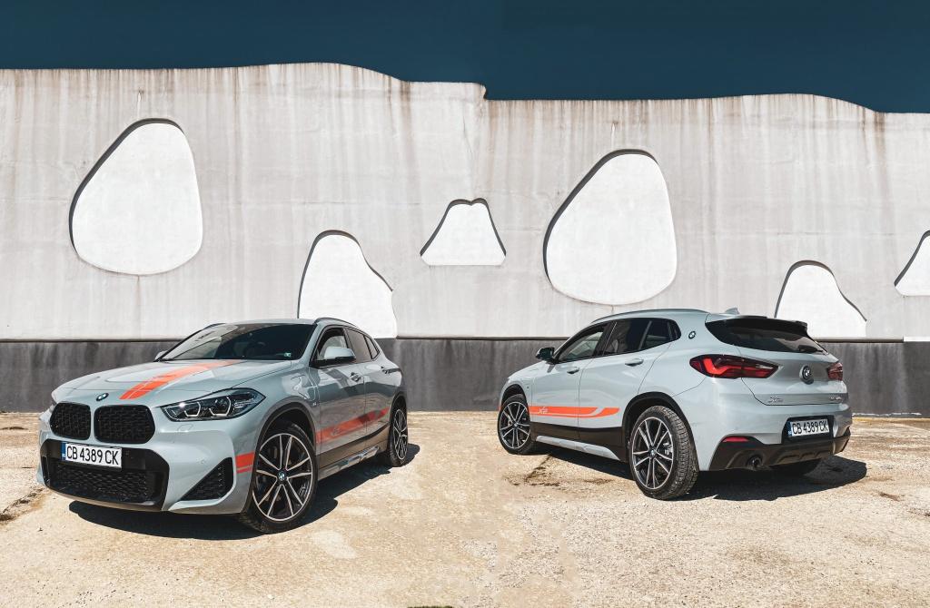 BMW X2 плъг-ин хибрид - по-добрата версия
