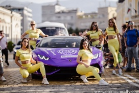 Lamborghini Huracan Bulgaria