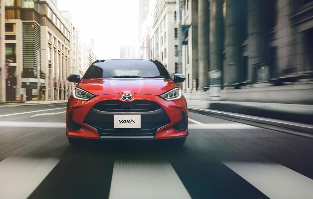 Toyota с рекорден пазарен дял за Европа през първото полугодие