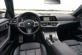 Interior of the new BMW 2 Series