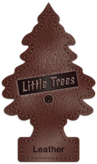 """Little Trees """"Leather"""" Scent"""