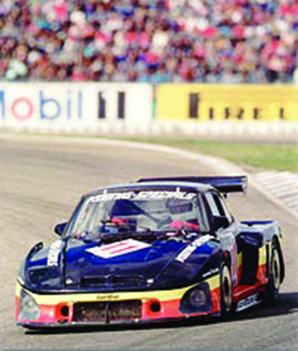 1990: Willy König, Porsche 935 K3 Le Mans